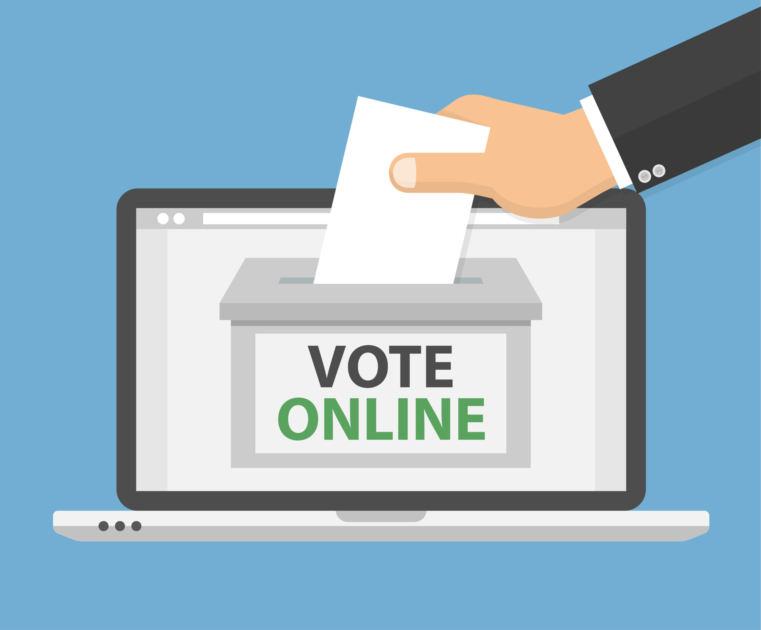 online voting Welcome to ivote® online voting the ivote® system is a form of voting where eligible voters can vote using the internet or telephone as an alternative to voting at.